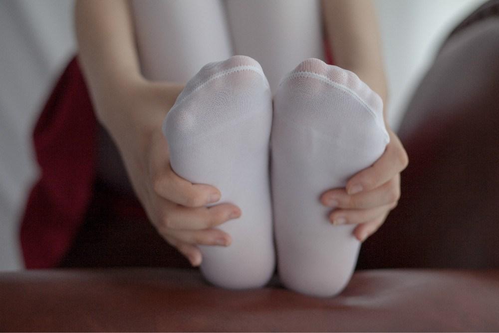 【兔玩映画】白丝干物妹 · 小埋! 兔玩映画 第16张