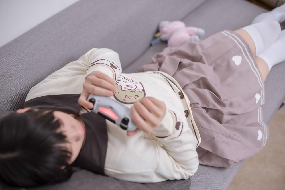【兔玩映画】爱游戏的小宅女 兔玩映画 第59张