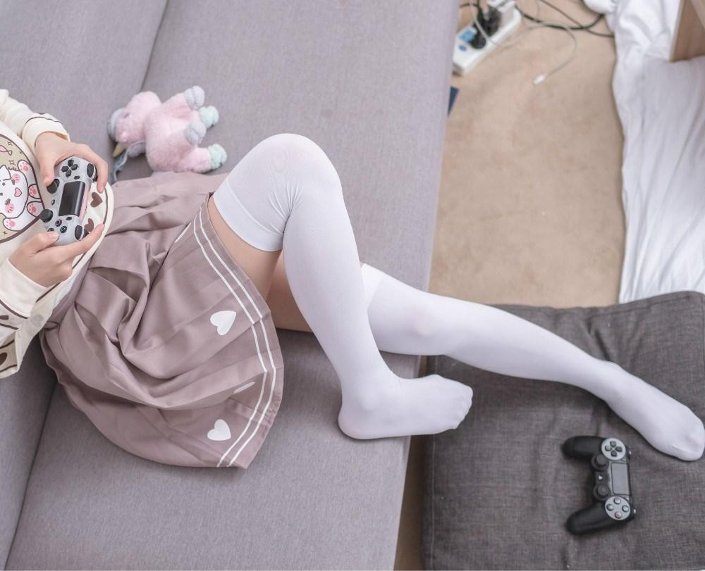 【兔玩映画】爱游戏的小宅女 兔玩映画 第52张