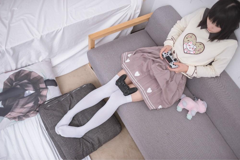 【兔玩映画】爱游戏的小宅女 兔玩映画 第50张