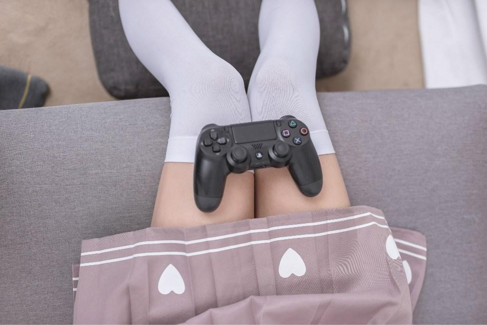 【兔玩映画】爱游戏的小宅女 兔玩映画 第49张