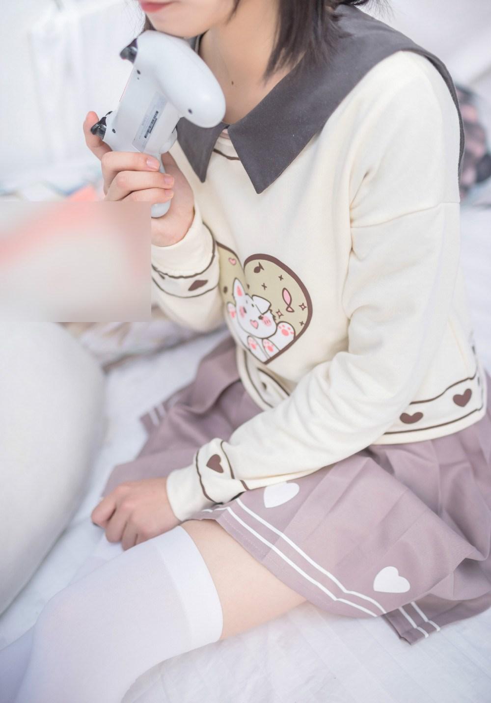 【兔玩映画】爱游戏的小宅女 兔玩映画 第12张