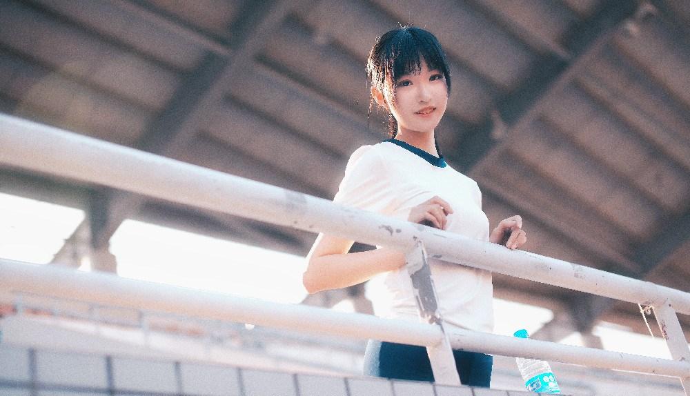 【兔玩映画】桔梗体操服 兔玩映画 第51张