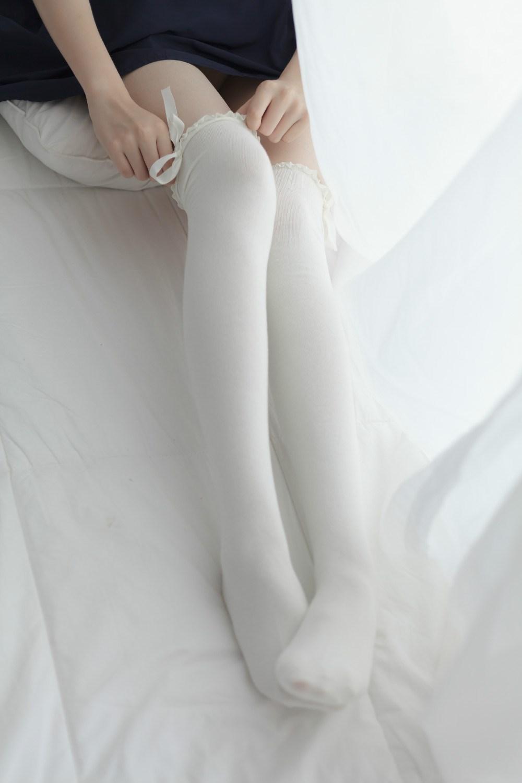 【兔玩映画】纯白的蝴蝶结 兔玩映画 第39张