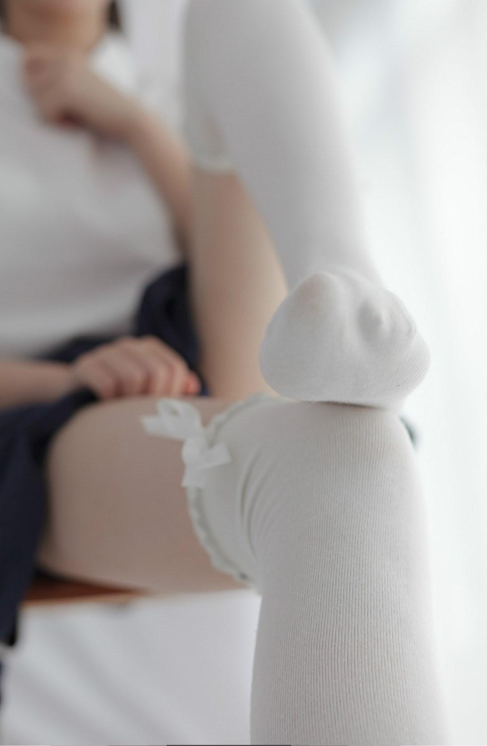 【兔玩映画】纯白的蝴蝶结 兔玩映画 第30张