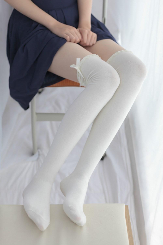 【兔玩映画】纯白的蝴蝶结 兔玩映画 第14张