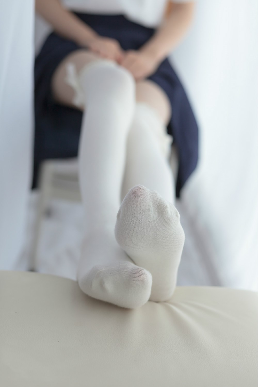 【兔玩映画】纯白的蝴蝶结 兔玩映画 第9张