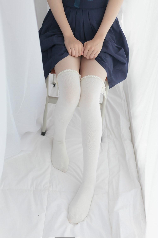 【兔玩映画】纯白的蝴蝶结 兔玩映画 第6张
