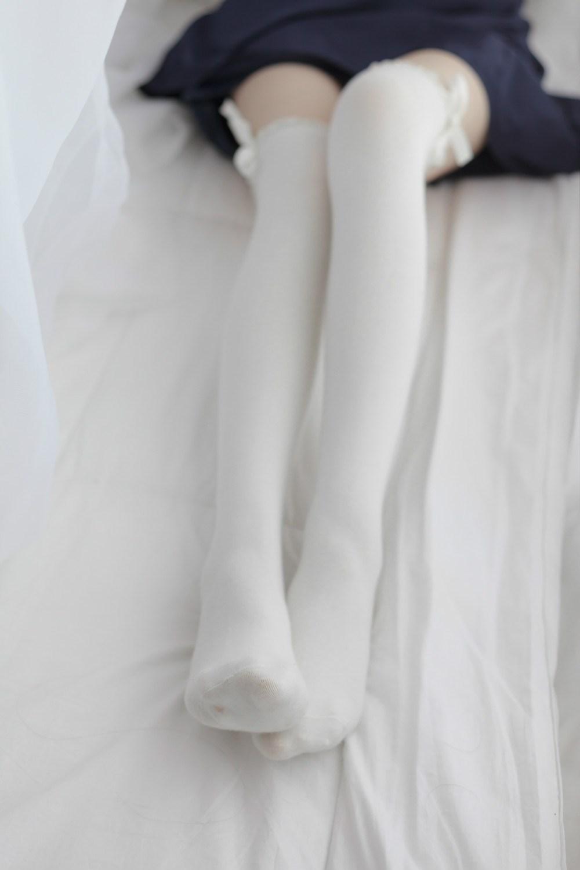 【兔玩映画】纯白的蝴蝶结 兔玩映画 第5张