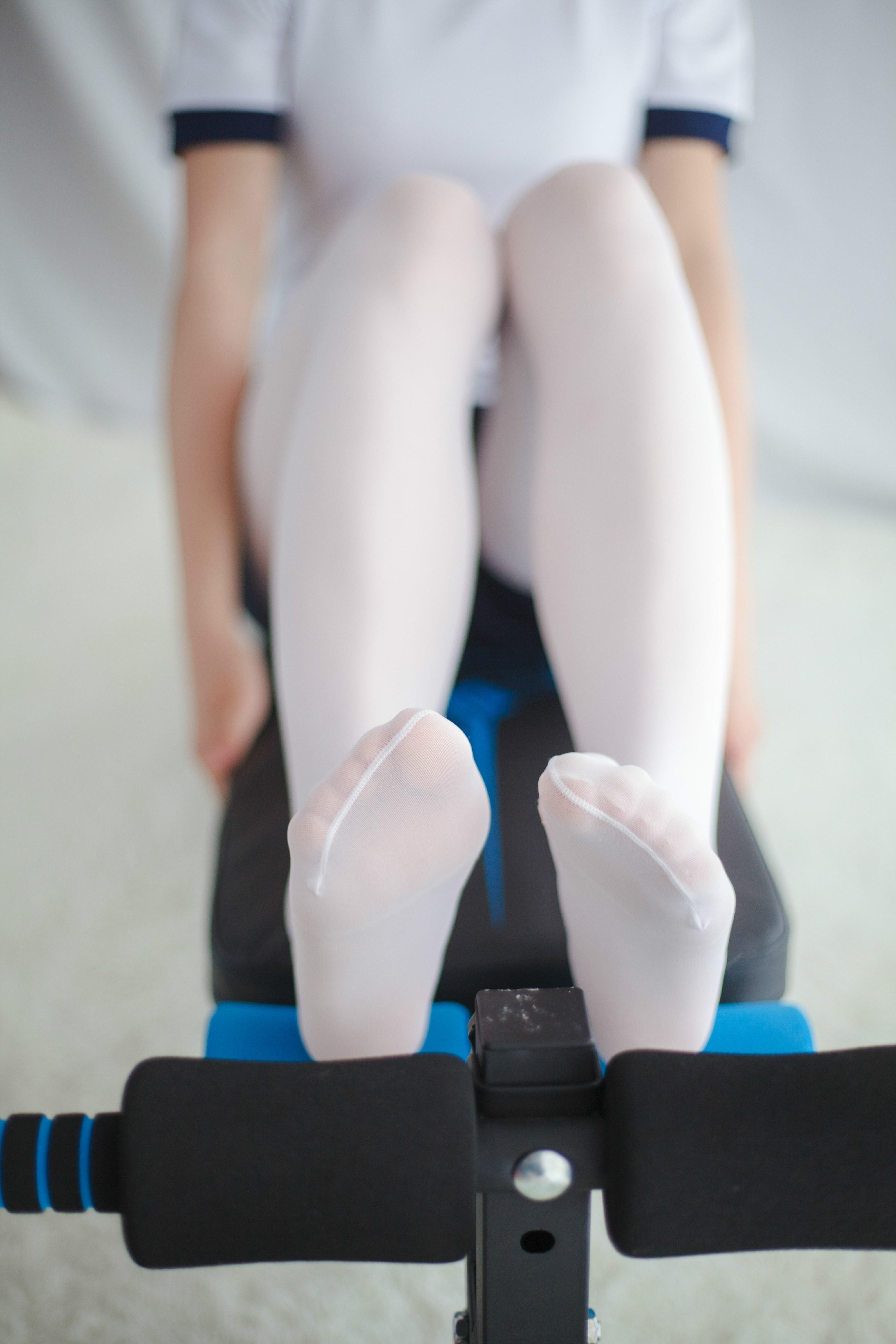 【兔玩映画】萝莉的体操服 兔玩映画 第42张