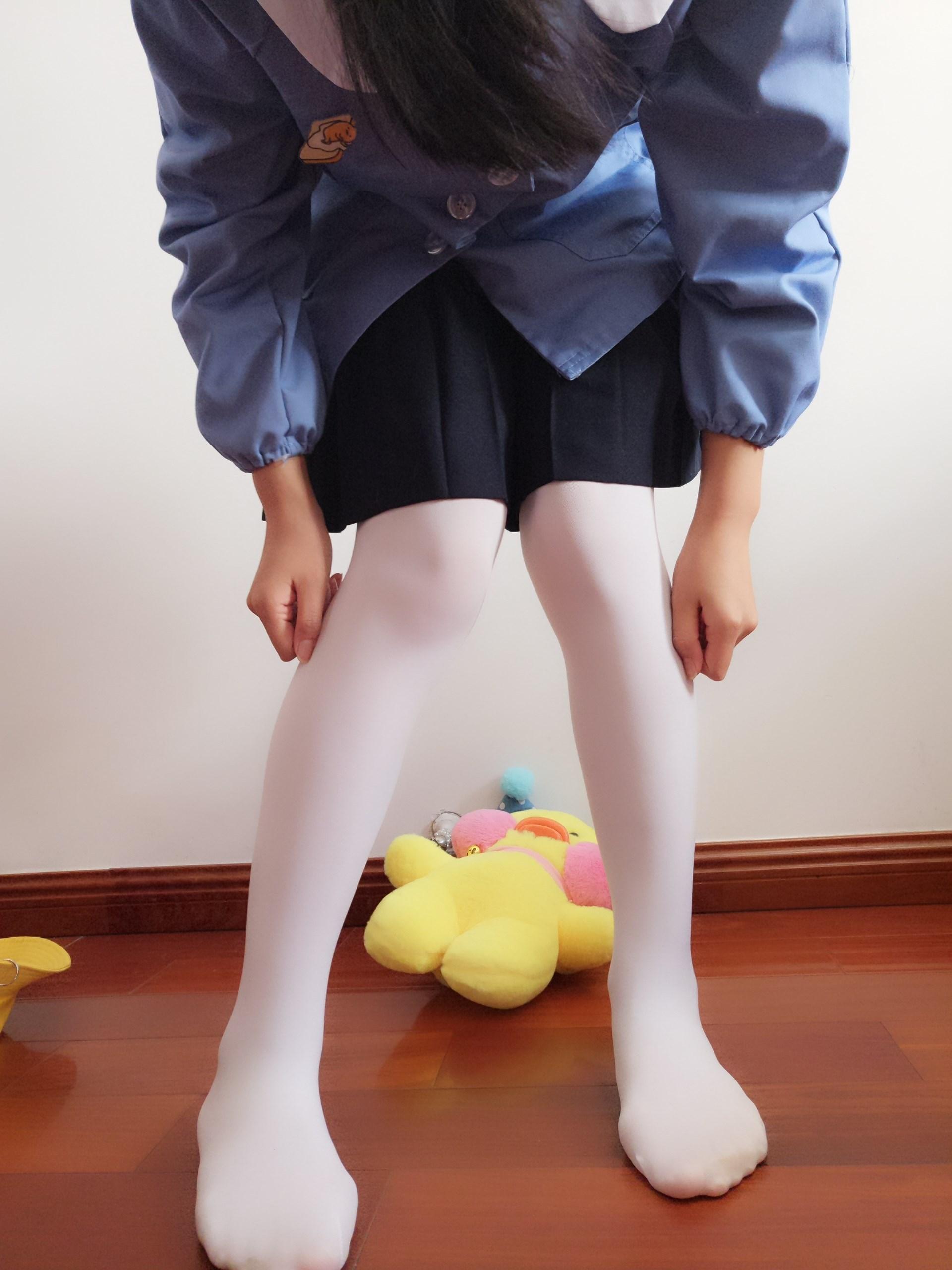 【兔玩映画】萝莉自拍-白丝 兔玩映画 第29张