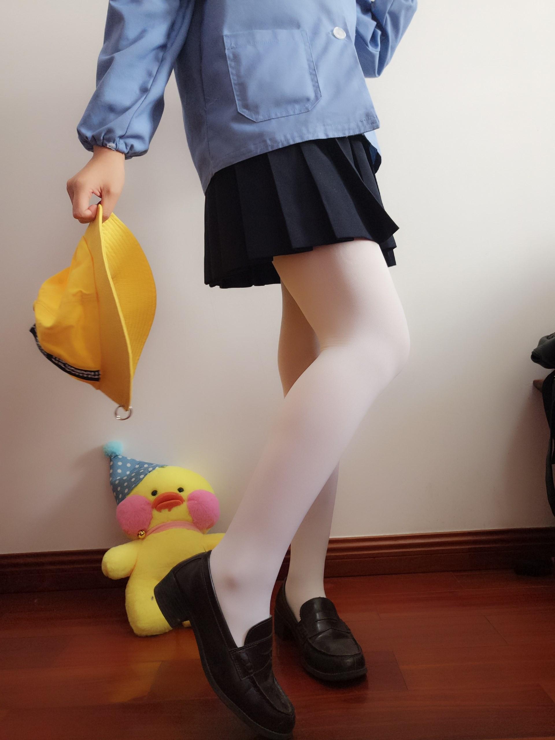 【兔玩映画】萝莉自拍-白丝 兔玩映画 第22张