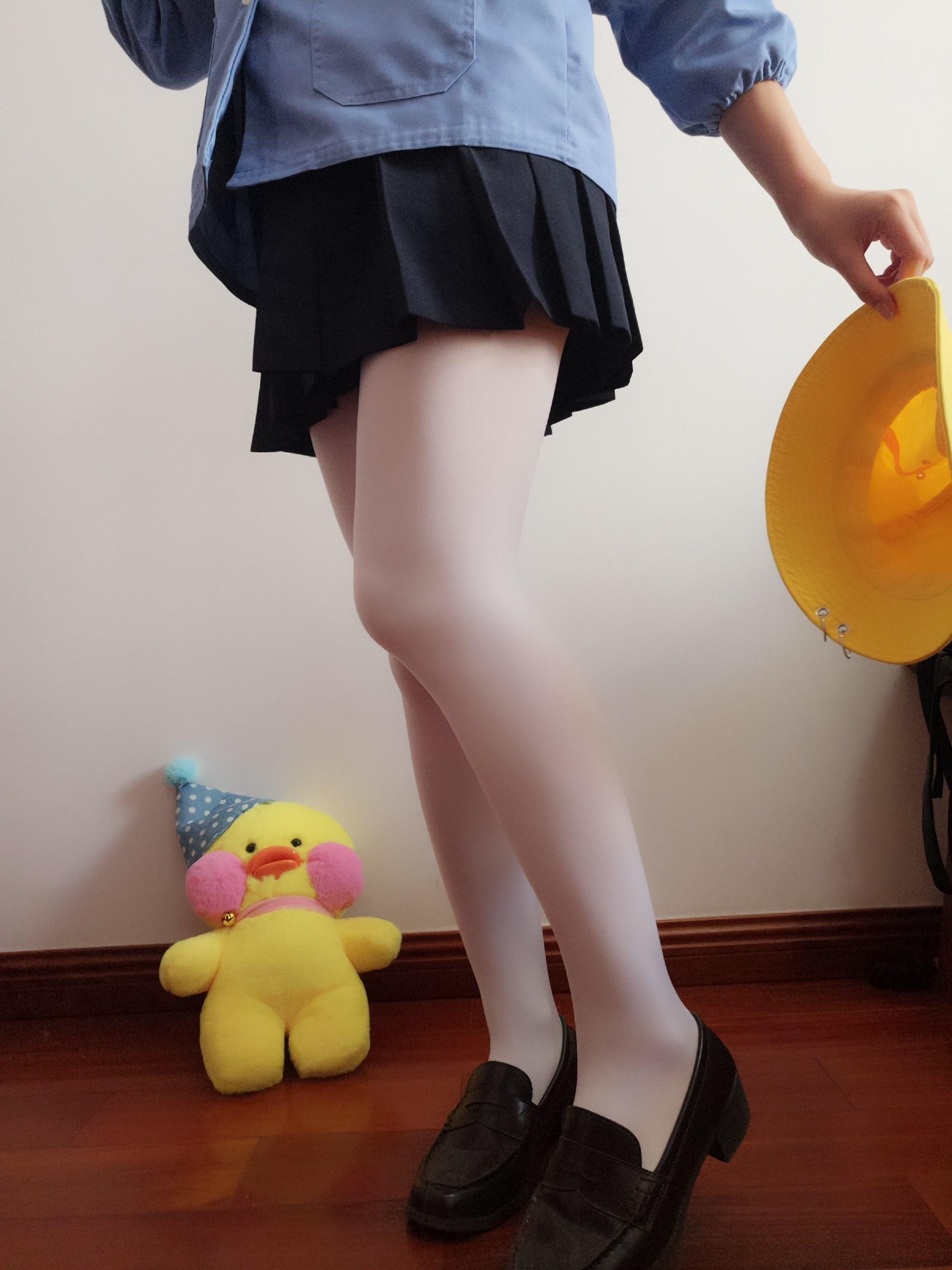 【兔玩映画】萝莉自拍-白丝 兔玩映画 第21张