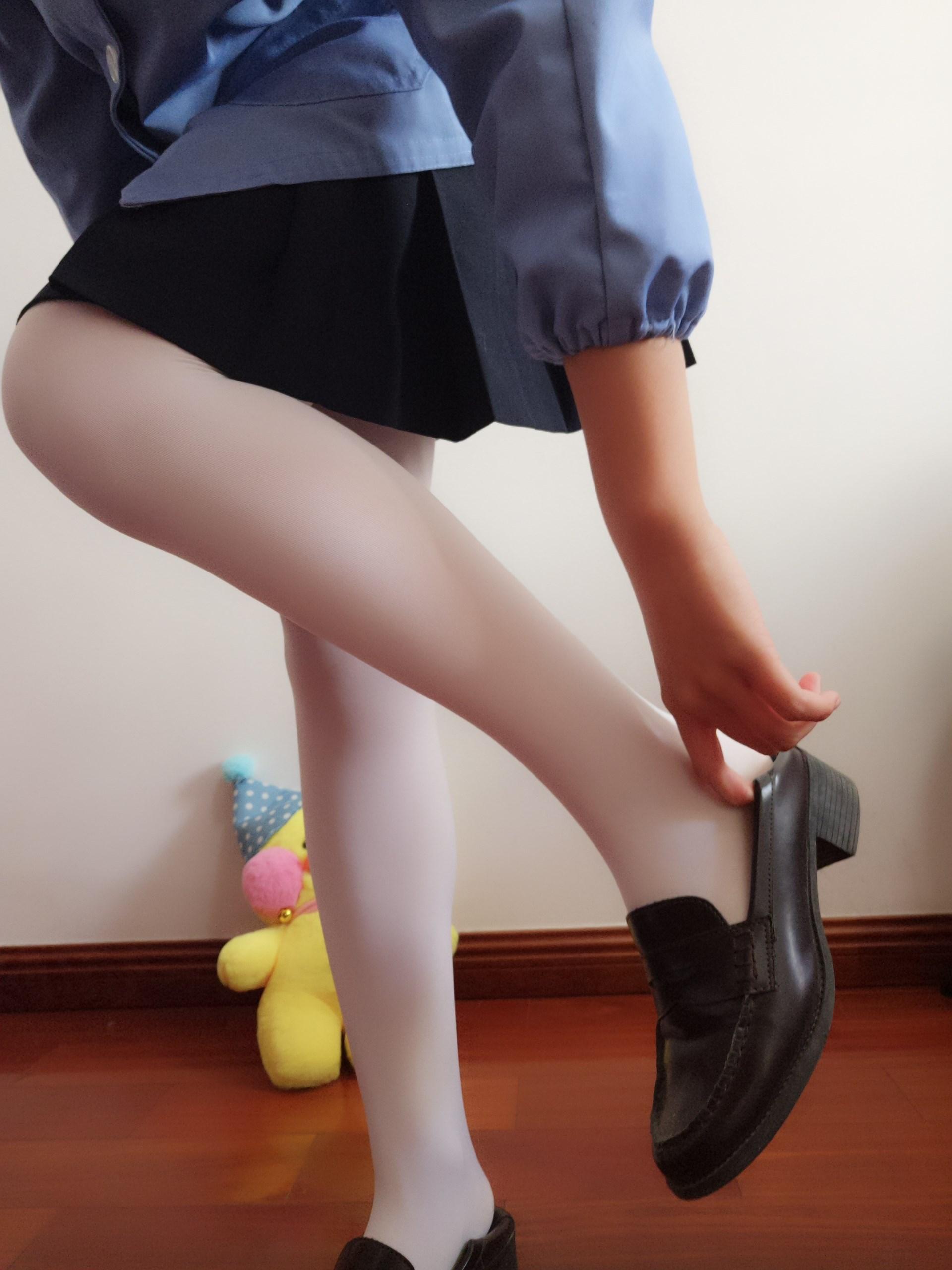 【兔玩映画】萝莉自拍-白丝 兔玩映画 第17张