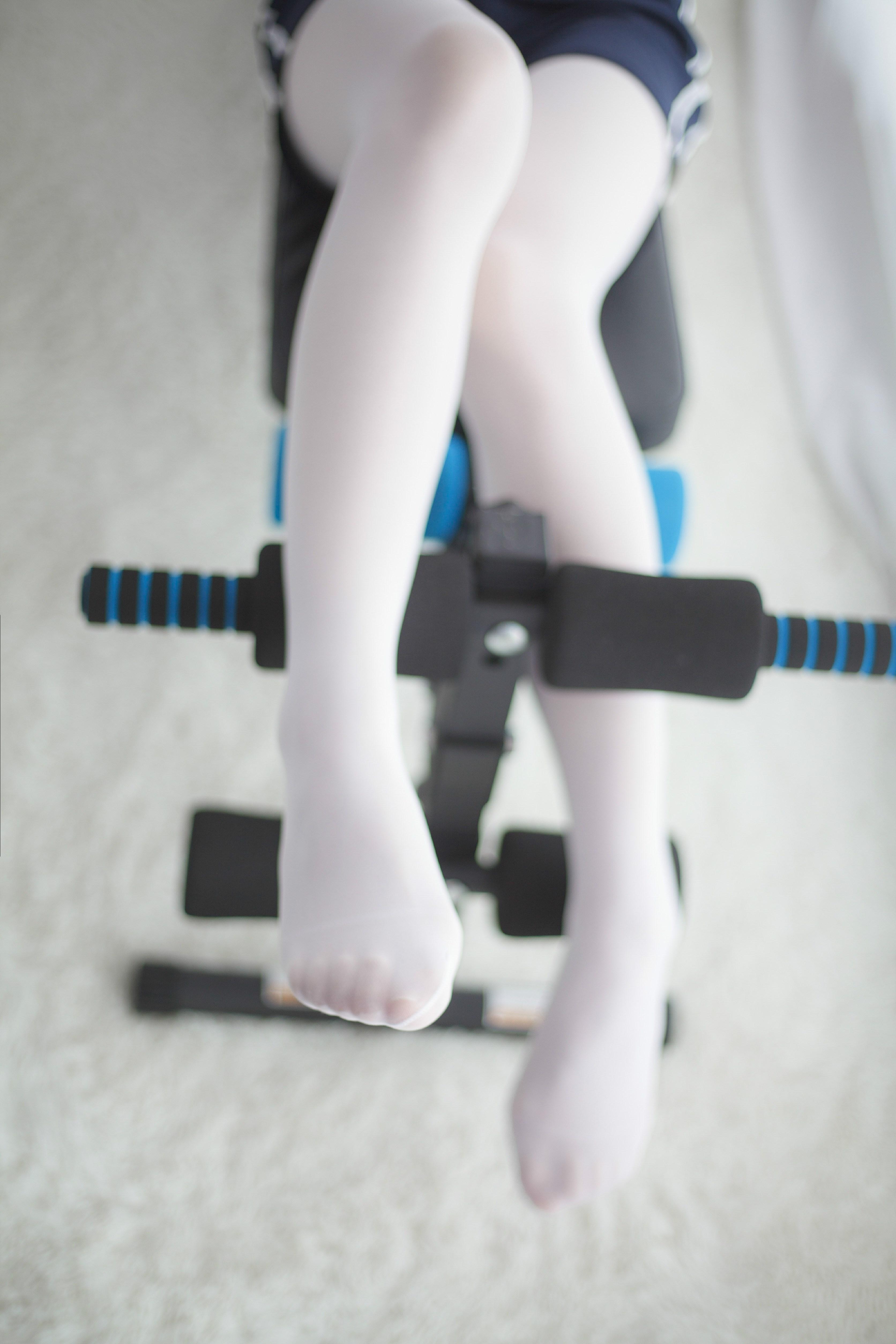 【兔玩映画】萝莉的体操服 兔玩映画 第8张
