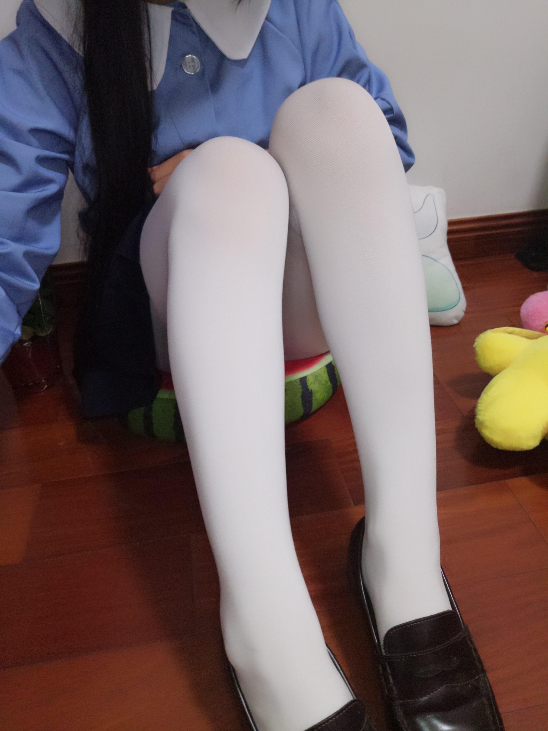 【兔玩映画】萝莉自拍-白丝 兔玩映画 第16张