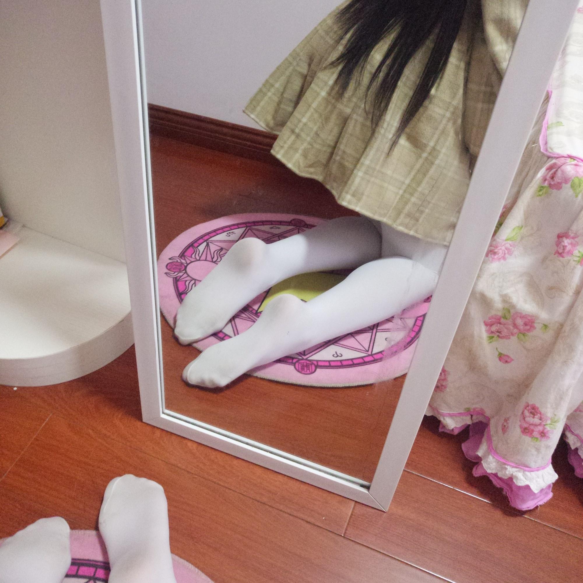 【兔玩映画】萝莉自拍-白丝 兔玩映画 第5张