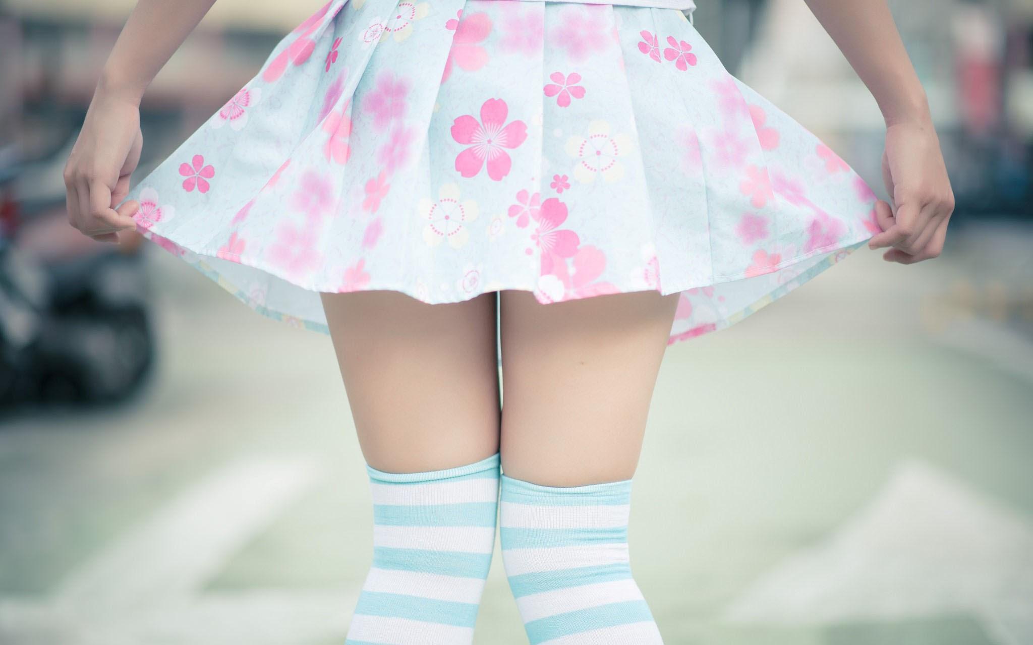 【兔玩映画】腿控福利-杂图集锦 兔玩映画 第49张