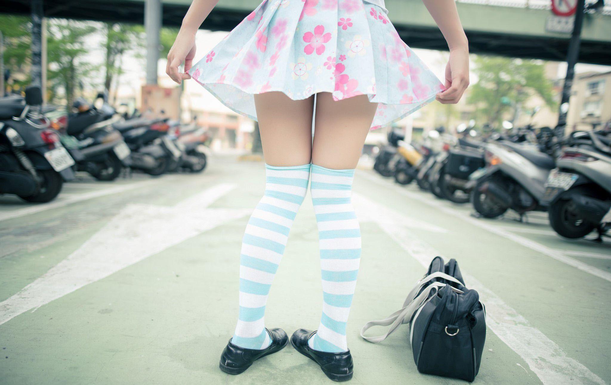 【兔玩映画】腿控福利-杂图集锦 兔玩映画 第48张