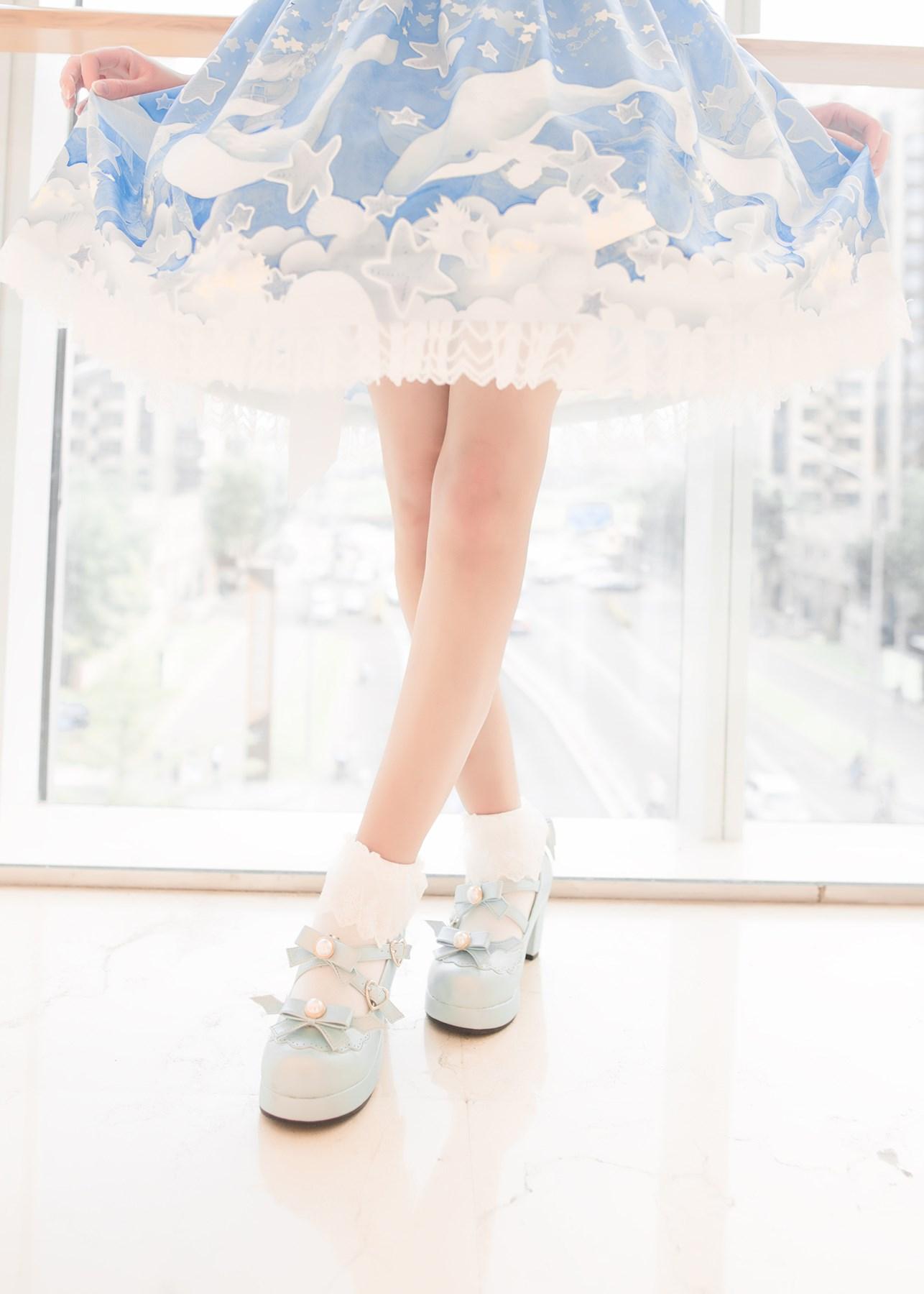 【兔玩映画】蓝色的LO娘 兔玩映画 第69张
