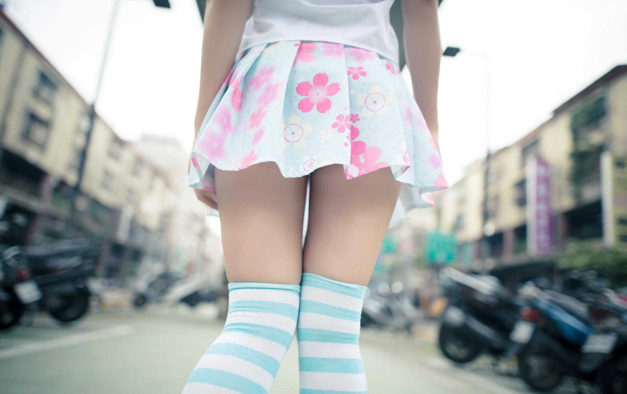 【兔玩映画】腿控福利-杂图集锦 兔玩映画 第46张
