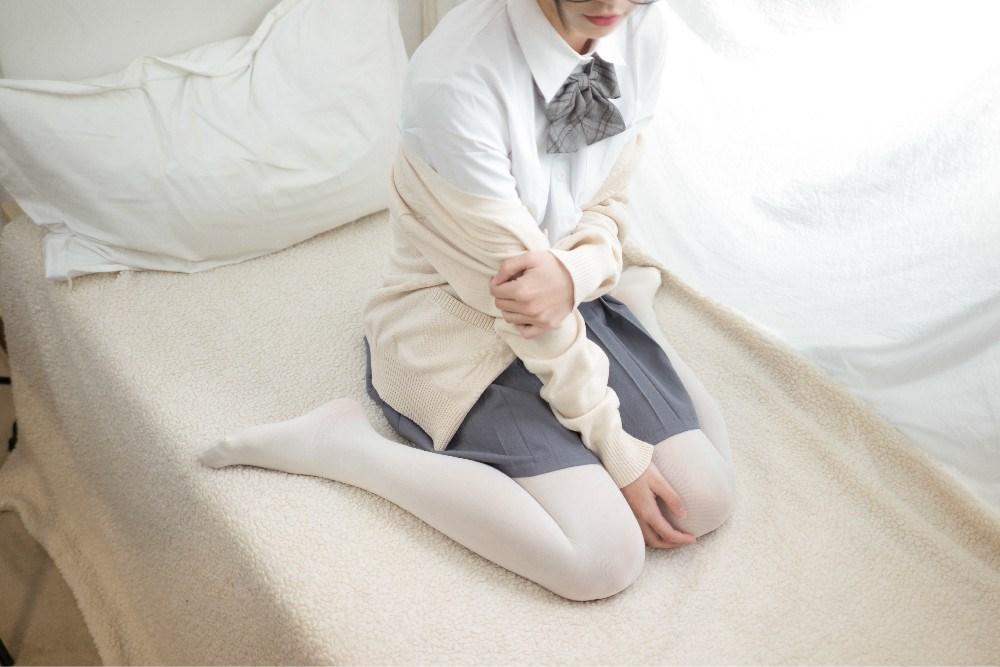 【兔玩映画】萌萌的眼镜娘! 兔玩映画 第39张