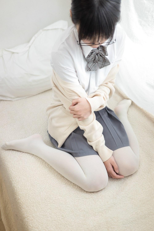 【兔玩映画】萌萌的眼镜娘! 兔玩映画 第37张
