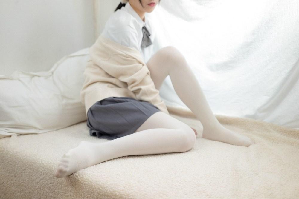 【兔玩映画】萌萌的眼镜娘! 兔玩映画 第35张