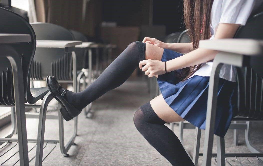 【兔玩映画】腿控福利-杂图集锦 兔玩映画 第35张