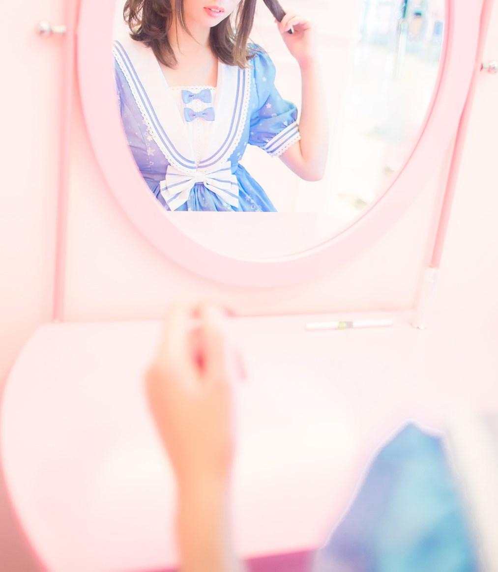 【兔玩映画】蓝色的LO娘 兔玩映画 第46张