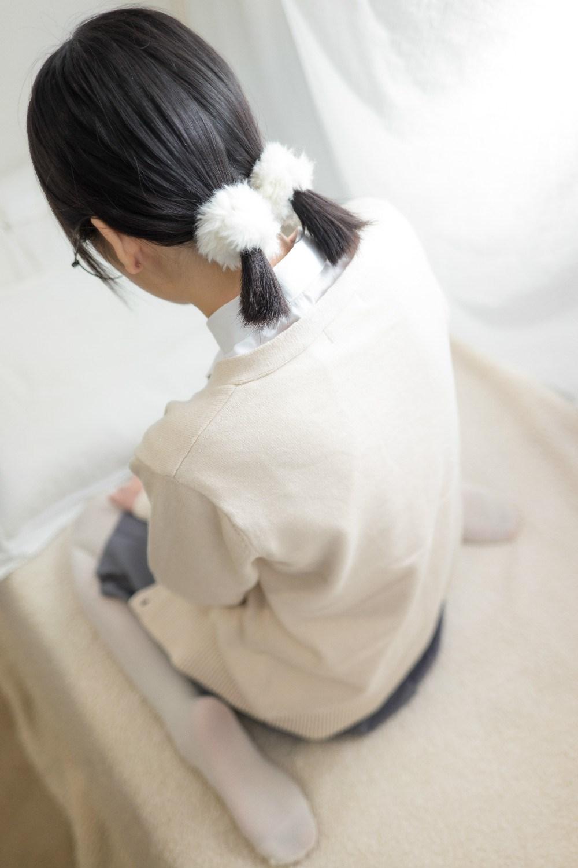 【兔玩映画】萌萌的眼镜娘! 兔玩映画 第29张