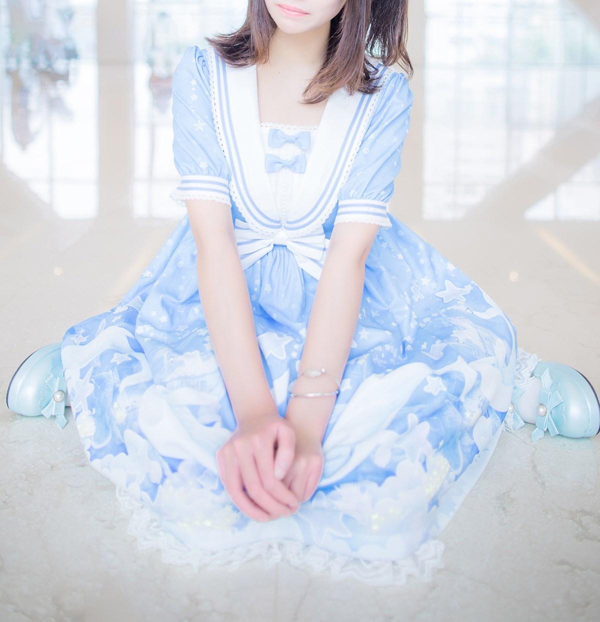 【兔玩映画】蓝色的LO娘 兔玩映画 第37张
