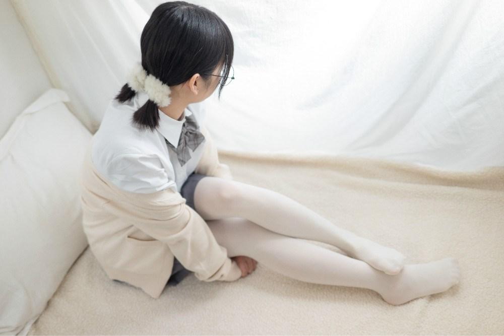 【兔玩映画】萌萌的眼镜娘! 兔玩映画 第16张