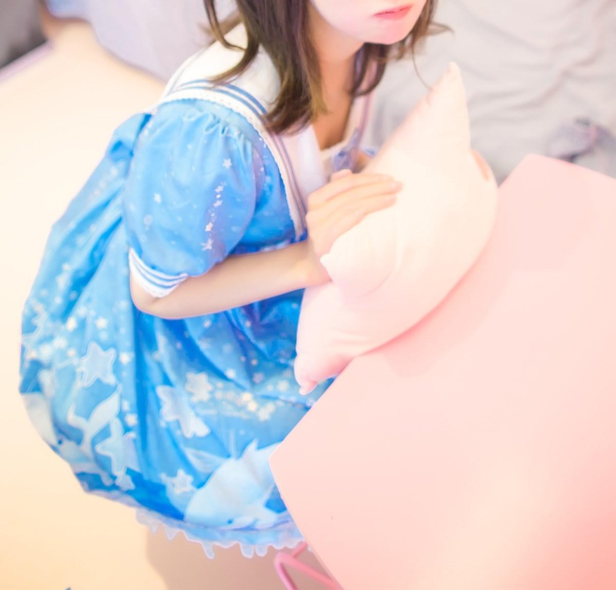 【兔玩映画】蓝色的LO娘 兔玩映画 第2张