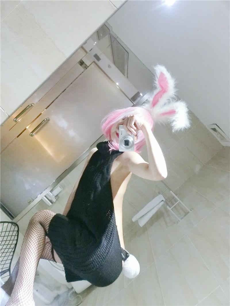 【兔玩映画】萌妹自拍—要吃我的萝卜嘛 兔玩映画 第7张
