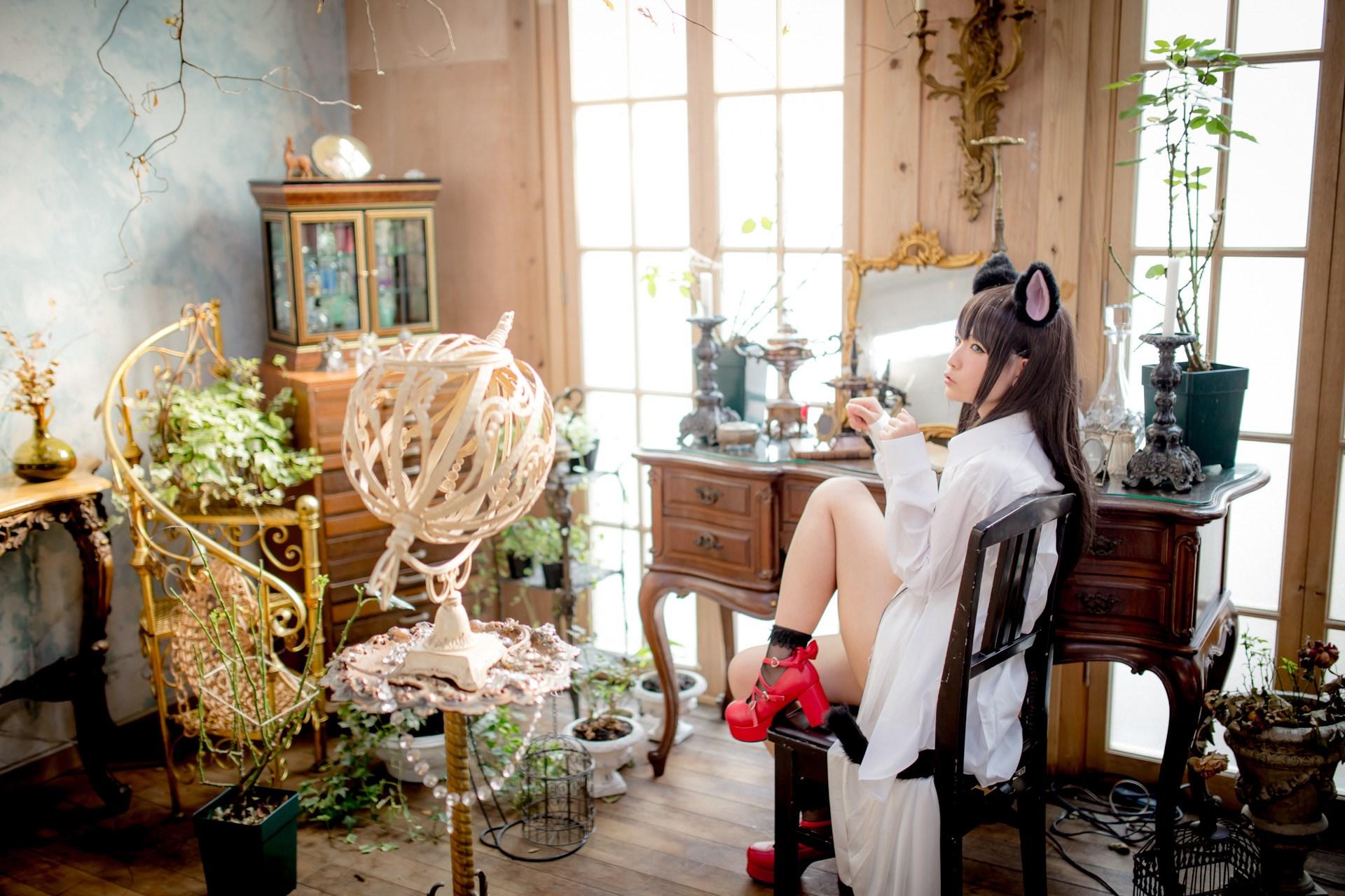 【兔玩映画】猫耳娘 兔玩映画 第36张