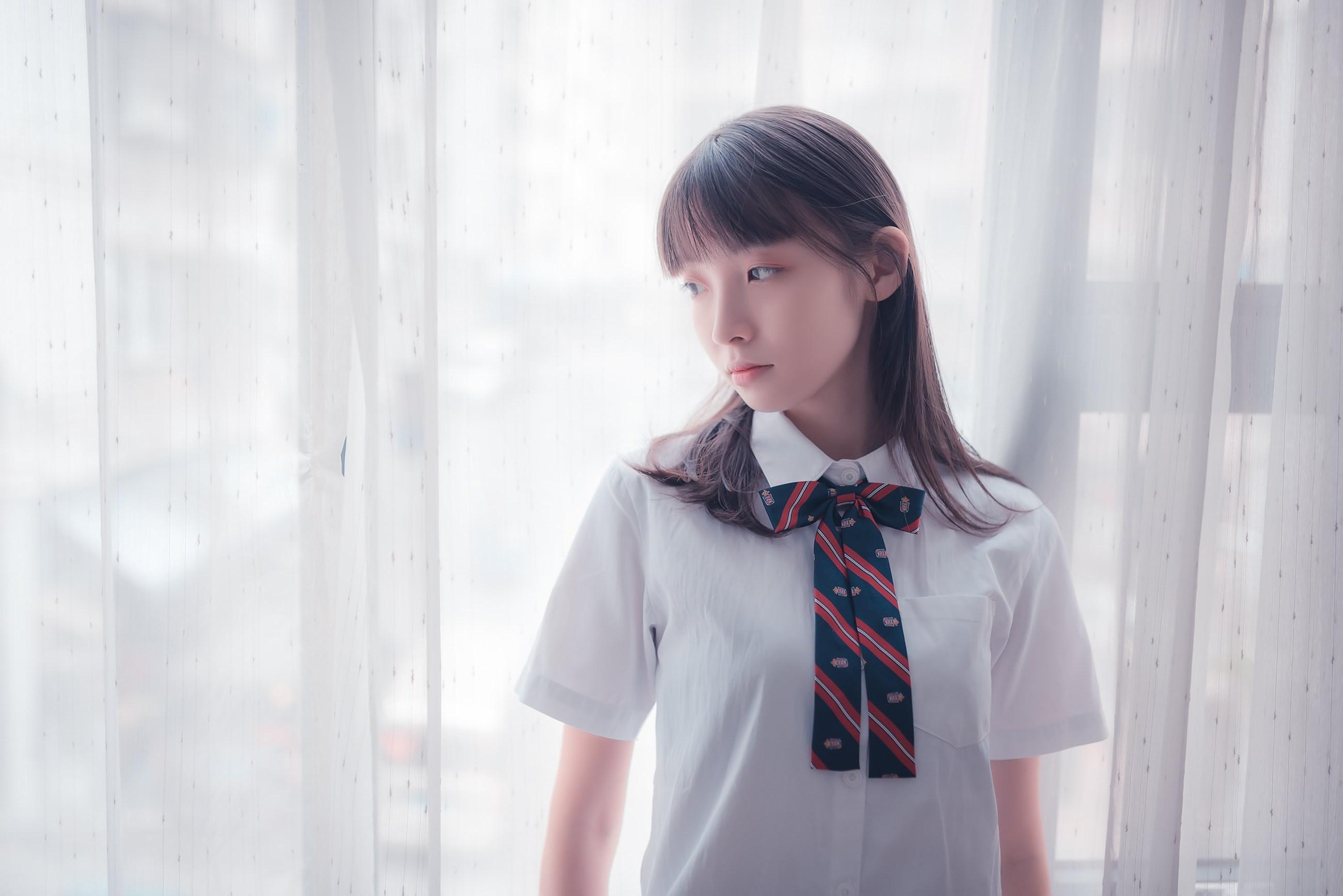 【兔玩映画】白色的JK 兔玩映画 第33张