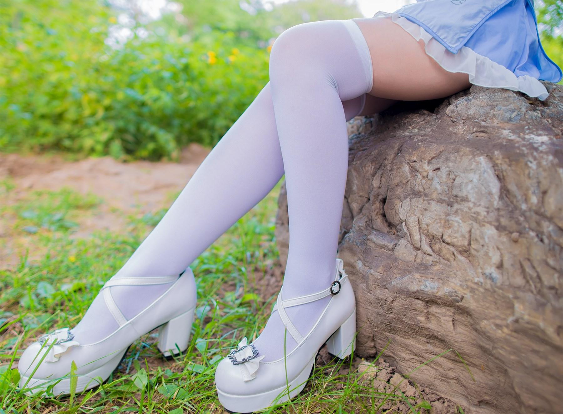 【兔玩映画】白丝旗袍 兔玩映画 第37张