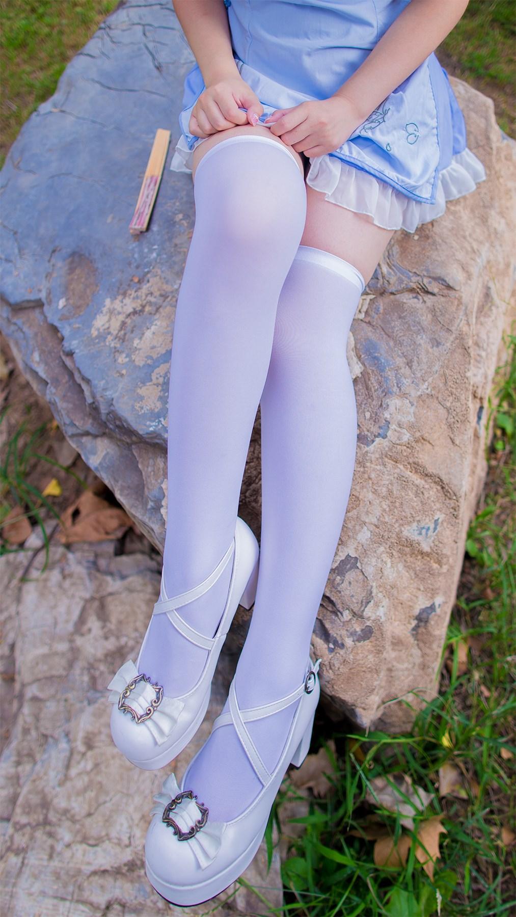 【兔玩映画】白丝旗袍 兔玩映画 第28张
