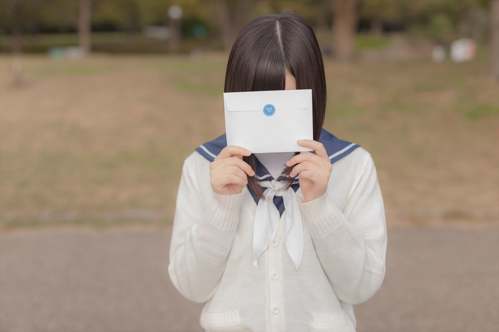 【兔玩映画】学妹的情书 兔玩映画 第49张