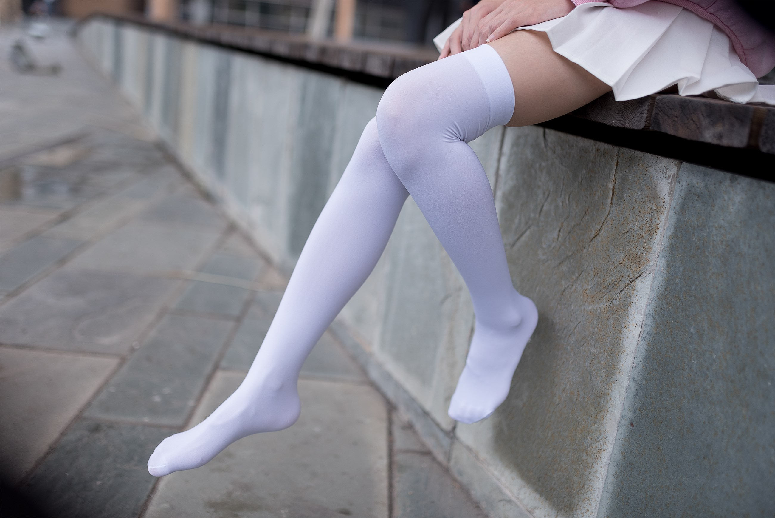 【兔玩映画】白裙子 兔玩映画 第15张