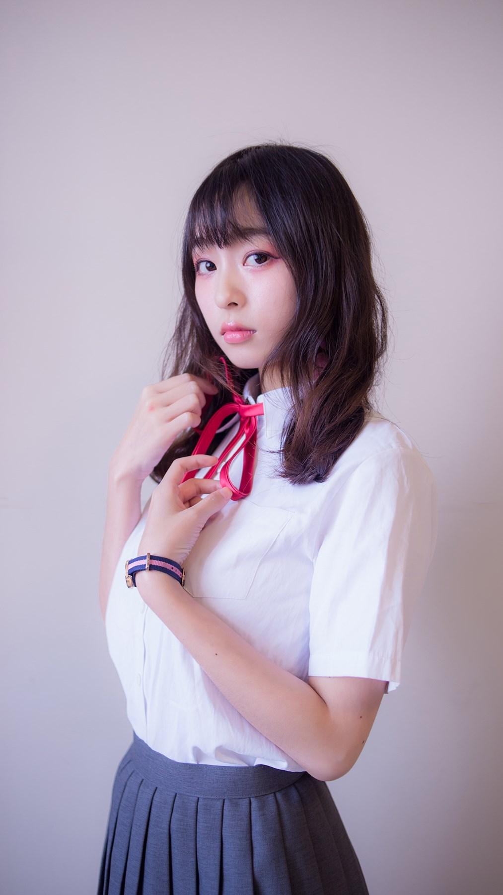 【兔玩映画】JK制服 兔玩映画 第10张