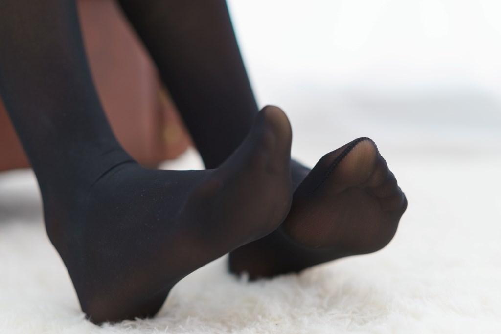 【兔玩映画】翘脚趾,超萌的~ 兔玩映画 第34张