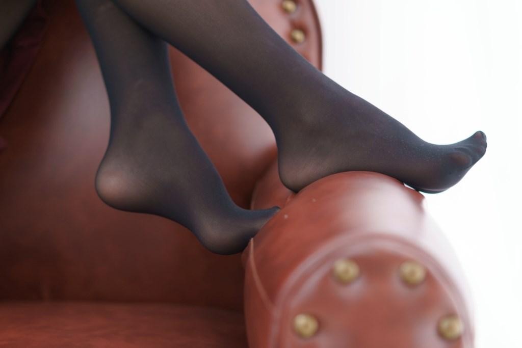 【兔玩映画】翘脚趾,超萌的~ 兔玩映画 第12张