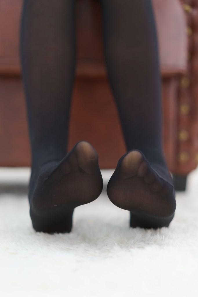 【兔玩映画】翘脚趾,超萌的~ 兔玩映画 第5张