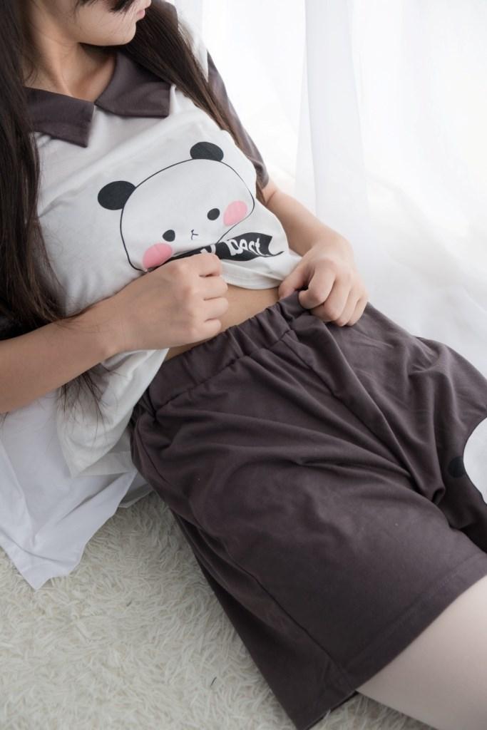 【兔玩映画】熊猫少女 兔玩映画 第3张