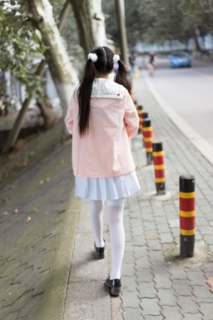 【兔玩映画】幼稚园的萝莉吖 兔玩映画 第3张