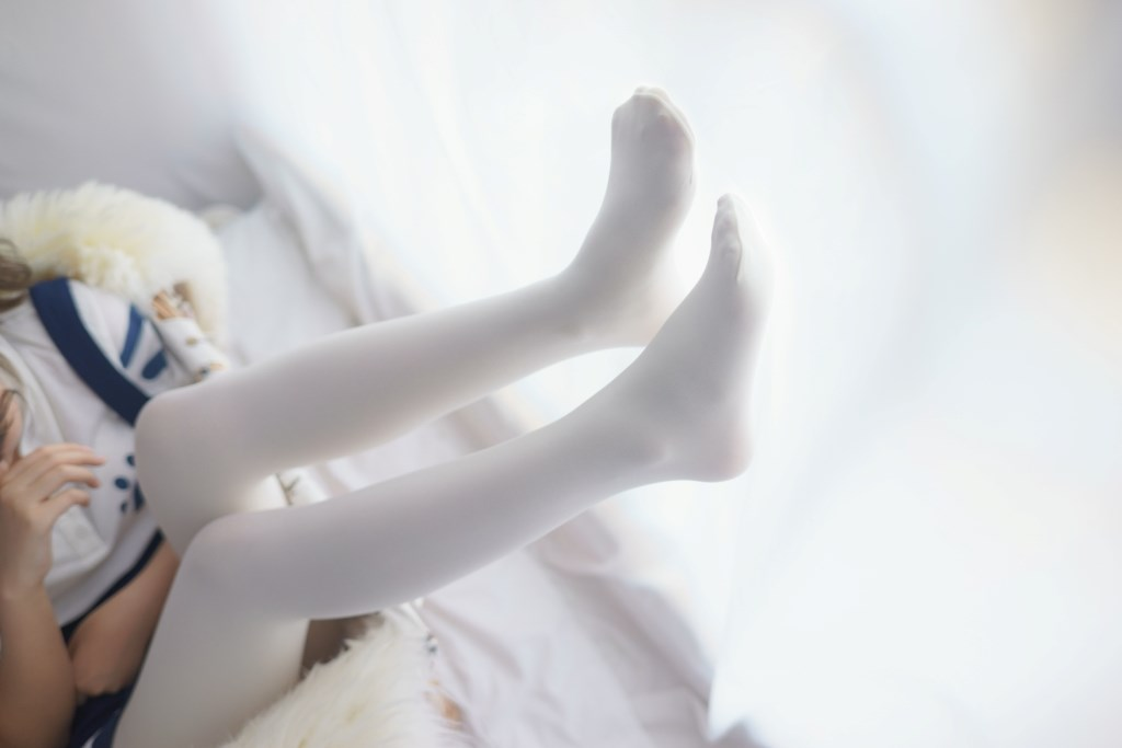 【兔玩映画】白色小萝莉 兔玩映画 第39张