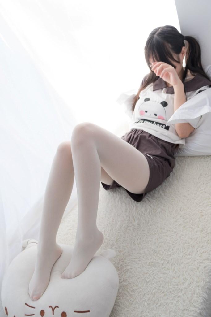 【兔玩映画】熊猫少女 兔玩映画 第12张