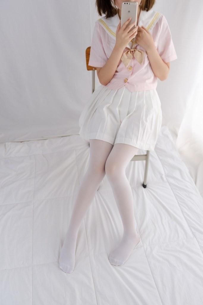 【兔玩映画】白色小萝莉 兔玩映画 第24张